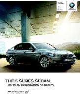 2011 BMW 5 Series Sedan V2