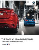 2011 BMW X5M-X6M