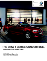 2013 BMW 1 Series Convertible