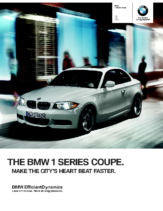 2013 BMW 1 Series Coupe
