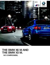 2013 BMW X5M-X6M