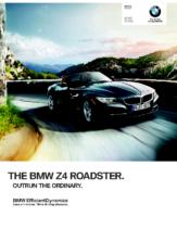 2015 BMW Z4 Roadster