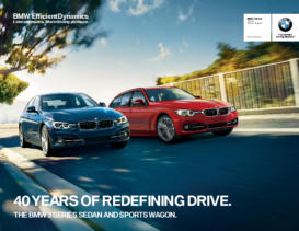 2016 BMW 3 Series Sedan-Sports Wagon