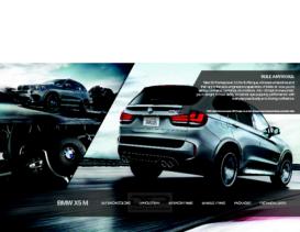 2017 BMW X5M-X6M