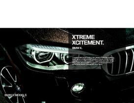 2018 BMW X Series