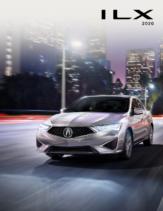 2020 Acura ILX Fact Sheet