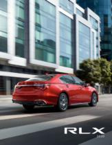 2020 Acura RLX Fact Sheet