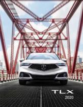 2020 Acura TLX Fact Sheet
