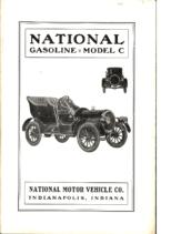 1905 National Gasoline Model C