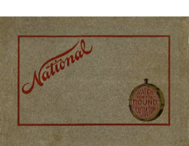1907 National Cars