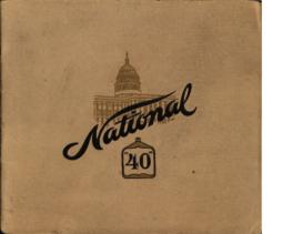 1910 National 40