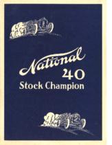 1912 National 40 Stock Champion