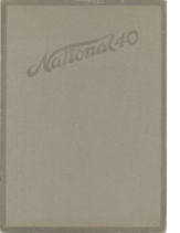 1914 National 40