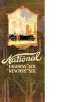 1916 National Highway Sixes