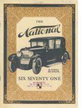 1923 National Six Seventy One