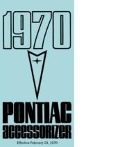 1970 Pontiac Accessorizer