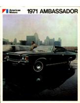 1971 AMC Ambassador Foldout CN