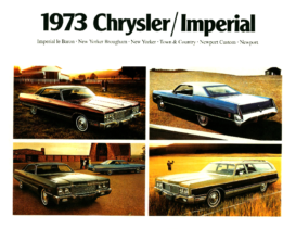 1973 Chrysler and Imperial CN
