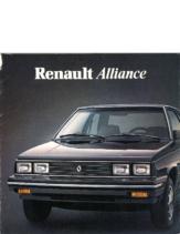 1984 Renault Alliance