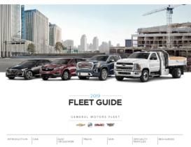 2019 GM Fleet Guide