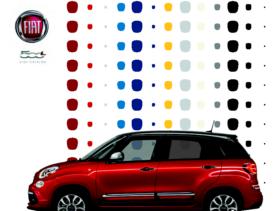 2020 Fiat 500L V1