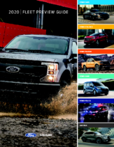 2020 Ford Fleet Preview Guide