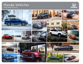 2020 Honda Full Line V2