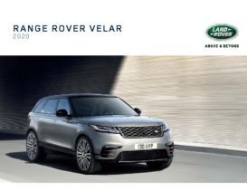2020 Range Rover Velar