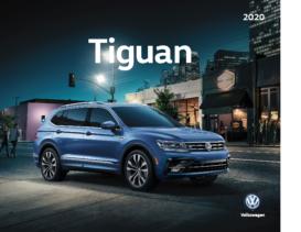 2020 VW Tiguan