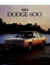 1984 Dodge 600 CN