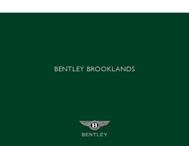 2007 Bentley Brooklands V2