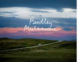 2008 Bentley Mulsanne