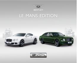2013 Bentley LeMans