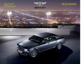 2013 Bentley Mulsanne V2