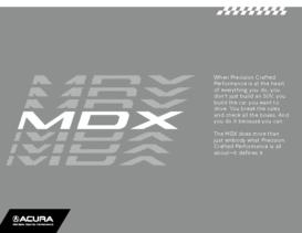 2017 Acura MDX V2