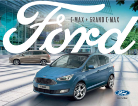 2019 Ford C-Max UK