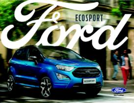 2019 Ford EcoSport UK