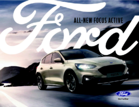 2019 Ford Focus Active UK