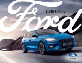 2019 Ford Focus UK