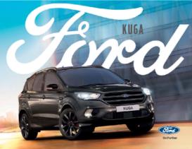 2019 Ford Kuga UK