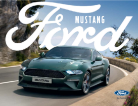 2019 Ford Mustang UK