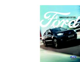 2019 Ford Ranger Black Edition UK