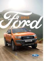 2019 Ford Ranger V2 UK