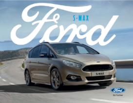 2019 Ford S-Max UK