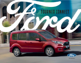 2019 Ford Tourneo Connect UK