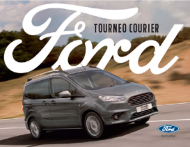 2019 Ford Tourneo Courier UK