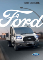 2019 Ford Transit Chassis Cab UK
