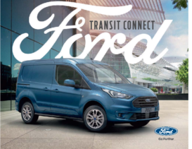 2019 Ford Transit Connect UK