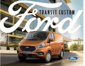 2019 Ford Transit Custom UK