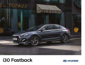 2019 Hyundai i30 Fastback UK